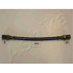 ASHIKA 69-0W-W03 Rubber brake hose