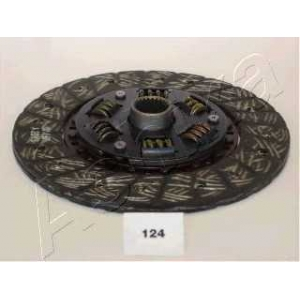 ASHIKA 80-01-124 Clutch plate