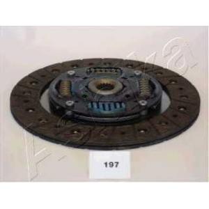 ASHIKA 80-01-197 Clutch plate