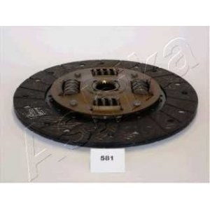 ASHIKA 80-05-581 Clutch plate