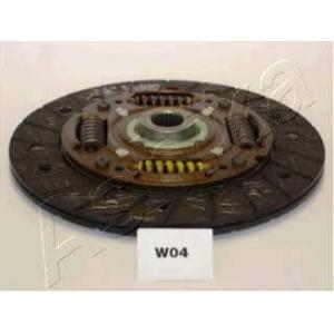 ASHIKA 80-0W-004 Clutch plate
