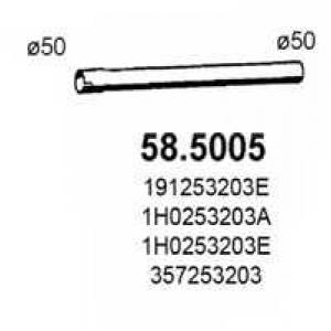 ASSO 58.5005 Глушитель