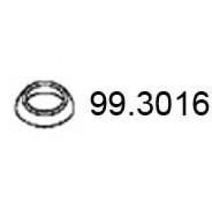 ASSO 99.3016 Кольцо глушителя