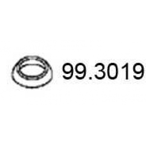 ASSO 99.3019 Прокладка глушителя