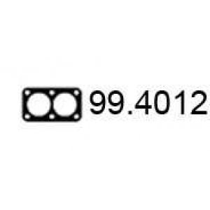 ASSO 99.4012 Прокладка штанов