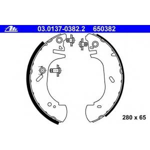 ATE 03013703822 Комплект тормозных колодок