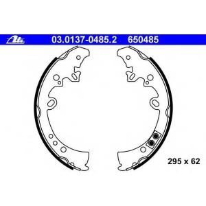 ATE 03013704852 Комплект тормозных колодок