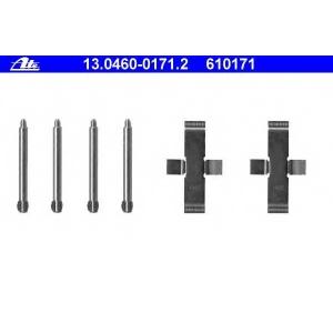 ATE 13046001712 Комплектующие, колодки дискового тормоза
