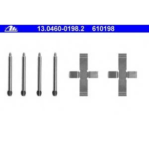 ATE 13046001982 Комплектующие, колодки дискового тормоза