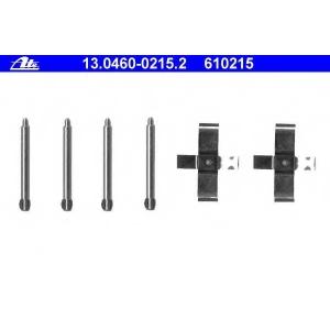 ATE 13.0460-0215.2 Комплектующие, колодки дискового тормоза Мерседес Кабриолет