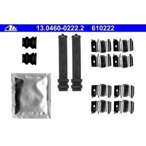 ATE 13.0460-0222.2 Комплектующие, колодки дискового тормоза Митсубиси Грандис