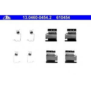 ATE 13046004542 Комплектующие, колодки дискового тормоза