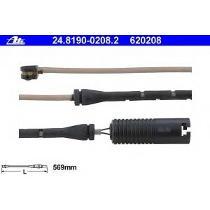 ATE 24.8190-0208.2 Датчик износа колодок BMW 7 (E38)