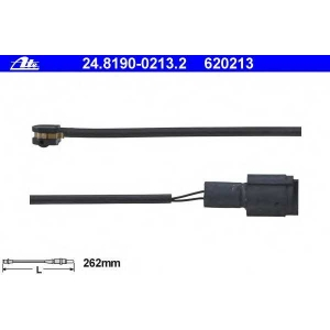 ATE 24.8190-0213.2 Сигнализатор, износ тормозных колодок Бмв З1