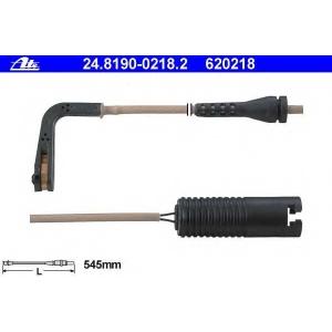 ATE 24.8190-0218.2 Сигнализатор, износ тормозных колодок Бмв З8