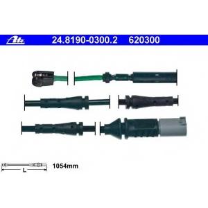 ATE 24.8190-0300.2 Сигнализатор, износ тормозных колодок Бмв 5