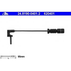 ATE 24.8190-0401.2 Сигнализатор, износ тормозных колодок Мерседес