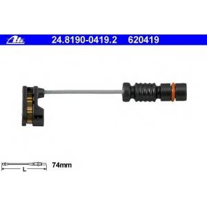 ATE 24.8190-0419.2 датчик износа колодок MB C-CLASS, CLK, E-CLASS