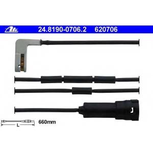 ATE 24.8190-0706.2 Датчик гальмівних колодок.Opel Omega 2.0-2.4