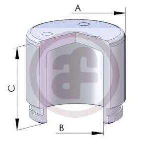 AUTOFREN (SEIN) D0 25223 Поршень тормозного суппорта