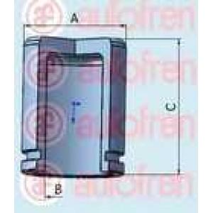 Поршень, корпус скобы тормоза d025297 seinsa - DAEWOO LANOS (KLAT) Наклонная задняя часть 1.4