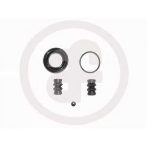 Ремкомплект, тормозной суппорт d4326 seinsa - AUDI A3 (8L1) Наклонная задняя часть 1.8 T quattro