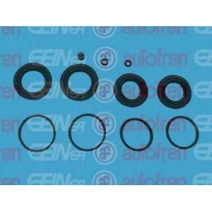 Ремкомплект, тормозной суппорт d4597 seinsa - MERCEDES-BENZ 190 (W201) седан E Evolution II 2.5