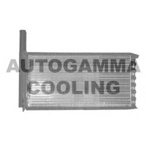 AUTOGAMMA 102436 Радиатор печки