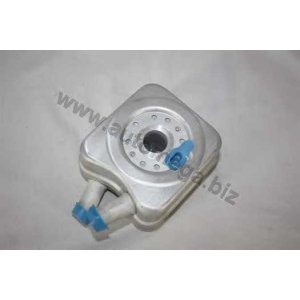 DELLO 101170021028B Радиатор масла Audi A4 95-, A3 96-, A6 97-,// VW Passat 96-, Golf IV 97-// Skoda