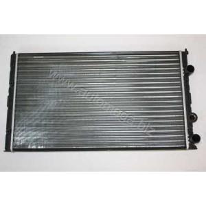 DELLO 3012102531H0L Радиатор VW Passat 2.8 AAA 91-93
