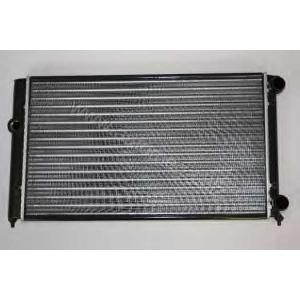 3012102531h0r dello Радиатор, охлаждение двигателя VW GOLF Наклонная задняя часть 1.8