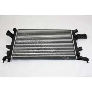 AUTOMEGA 3013000236 Радиатор, охлаждение двигателя