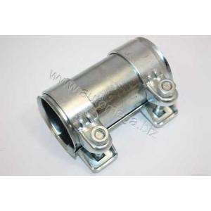 DELLO 302530139893B З'єд.труба глуш (60X125mm) / AUDI 80/90,100,A-6 2.