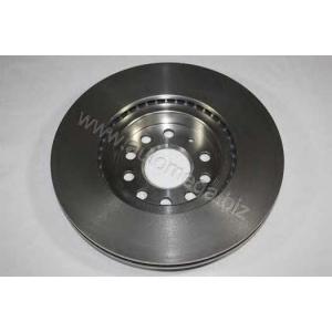 AUTOMEGA 3061503011K0AA Тормозной диск Ауди Кью 3