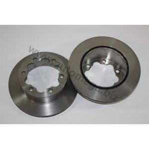 AUTOMEGA 3061506012D0B Тормозной диск Мерседес Спринтер 4Т