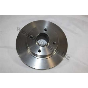 AUTOMEGA 30770102070823 Тормозной диск Рено Модус