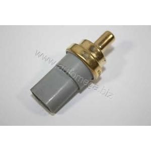 DELLO 30919050106AA Датчик температуры охлаждающей жидкости VW/Audi (2-х контактный, черный)