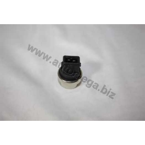 AUTOMEGA 309190501251D Датчик температуры воды 2-х конт. VW 87- /чёрный/