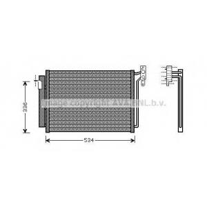 AVA BW 5281 Радиаторы