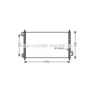 AVA HD5229 Конденсатор, кондиционер