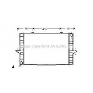 AVA COOLING VO2063 Радиатор S70/V70/850 MT 20/3/5 91- (Ava)