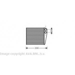 AVA VW6229 SA OCT 04-/ topeni topeni (±A±AC) [oe. 1K0.819.031]