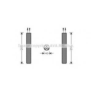 AVA VWD304 Осушувач кондиціонера