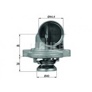 BEHR TI2380 Термостат MB C202 2.2D/TD Vito