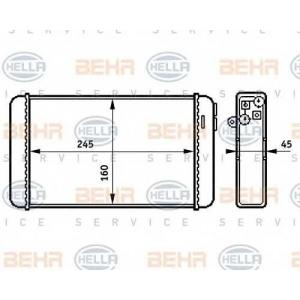 BEHR-HELLA SERVICE 8FH 351 313-281