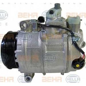 BEHR-HELLA 8fk351316-271 Компрессор кондиционера