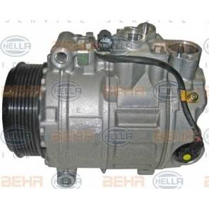 BEHR-HELLA 8fk351316-771 Компрессор кондиционера