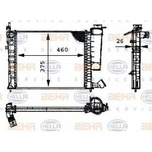 BEHR-HELLA SERVICE 8MK 376 716-631 Радиатор