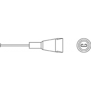 BERU OZU024 Lambda sonde