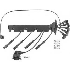 BERU ZEF610 Комплект высоковольтных проводов